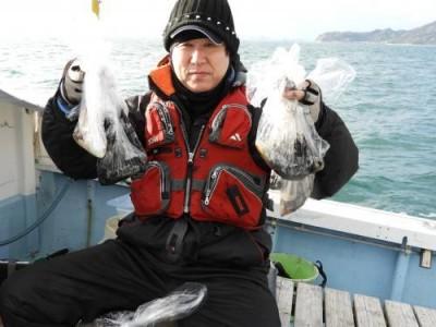 釣具の海友の2018年12月14日(金)2枚目の写真