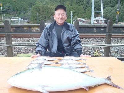 海上釣り堀 天海の2018年12月22日(土)2枚目の写真