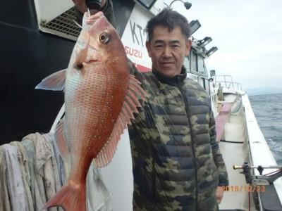 秀吉丸の2018年12月23日(日)1枚目の写真