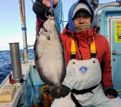 佐々木釣具店 平進丸の2018年12月24日(月)1枚目の写真