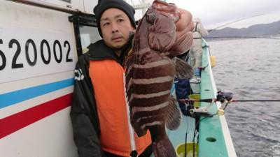 北山丸の2018年12月23日(日)2枚目の写真