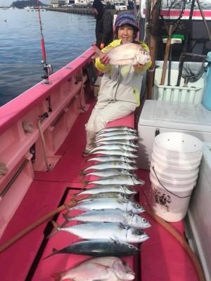 第八幸松丸の2018年12月26日(水)1枚目の写真