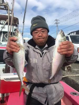 第八幸松丸の2018年12月26日(水)3枚目の写真