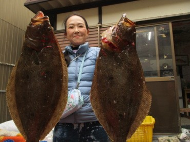 奥村釣船の2018年12月23日(日)1枚目の写真