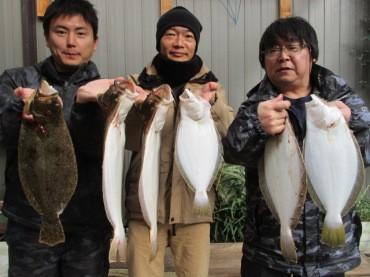 奥村釣船の2018年12月23日(日)2枚目の写真