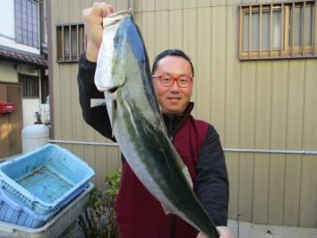 奥村釣船の2018年12月25日(火)3枚目の写真