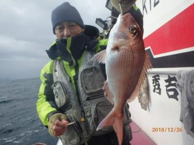 秀吉丸の2018年12月26日(水)1枚目の写真