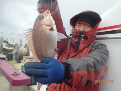 秀吉丸の2018年12月26日(水)2枚目の写真