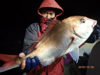 秀吉丸の2018年12月26日(水)5枚目の写真