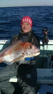 鈴茂丸の2019年1月5日(土)1枚目の写真