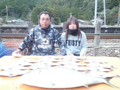 海上釣り堀 天海の2018年12月30日(日)1枚目の写真