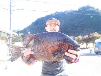 海上釣り堀 天海の2019年1月4日(金)1枚目の写真