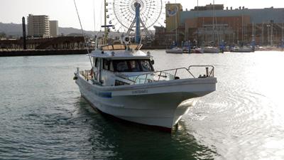SHINSEIMARUの船と店の写真