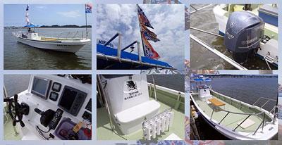 天祐丸の船と店の写真