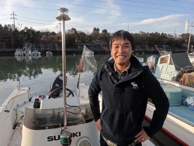 名古屋港のS.W.F.なら「明康丸」へ!
