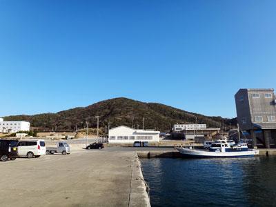三重県・神島『第三岡安丸』