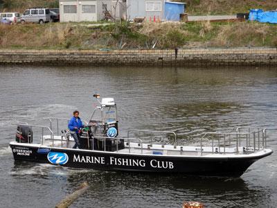 塩釜港・貞山堀『 MARINE FISHING CLUB 』