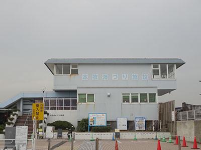 横浜フィッシングピアーズ・本牧海釣り施設店