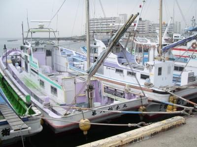 長井新宿港『栃木丸』