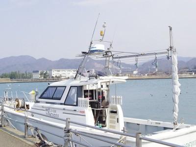 KEIFUKUの船と店の写真