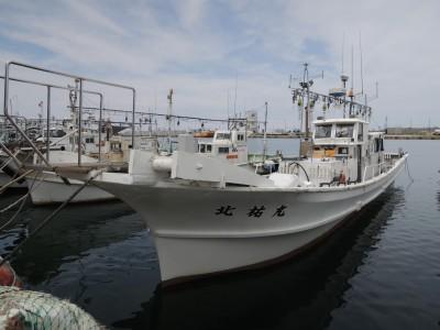 北祐丸の船と店の写真