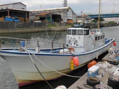 釣り船 武蔵店