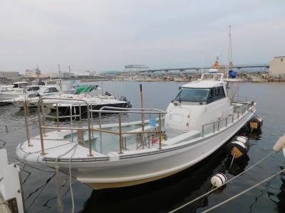 オーシャンスターの船と店の写真