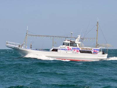 桜井丸の船と店の写真