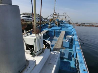 城ヶ島の釣り船 『たく丸』