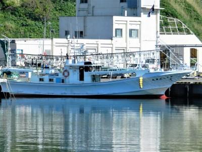 第十八 北星丸の船と店の写真