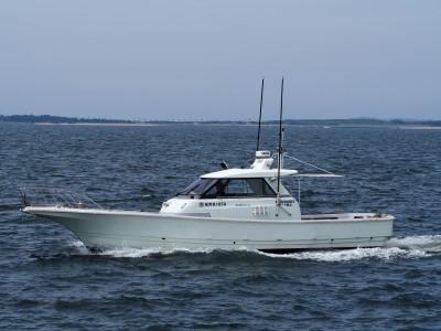 L.Cruiseの船と店の写真